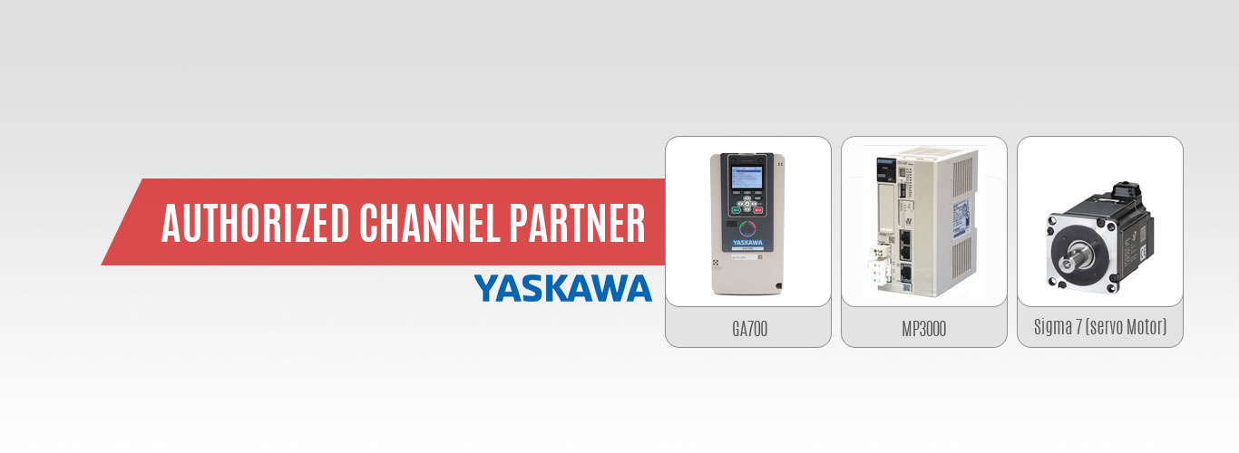 R & D AUTOMATION - Dealer of YASKAWA AC DRIVES, SERVO DRIVES & OMRON